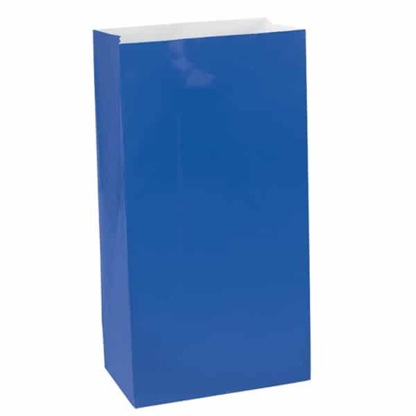 Siniset paperipussit
