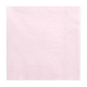 Vaaleanpunaiset lautasliinat