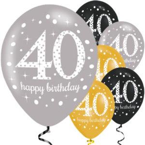 40-vuotispallot
