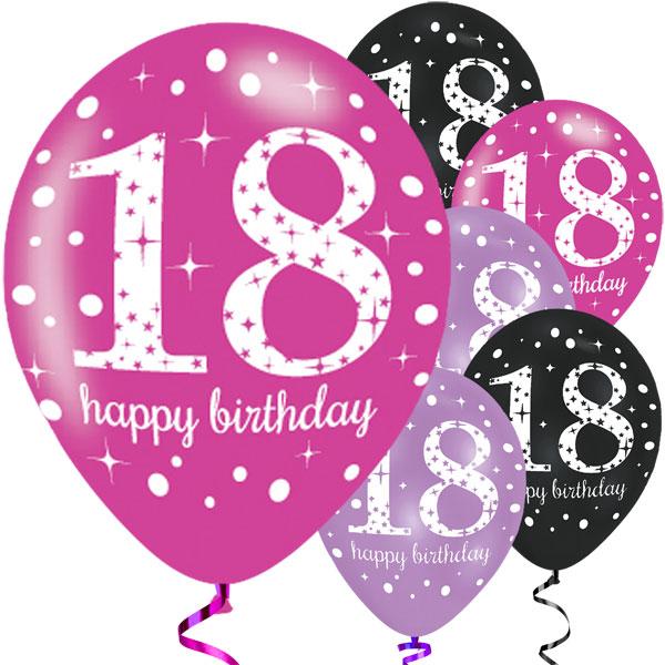 18-vuotispallot-pinkki