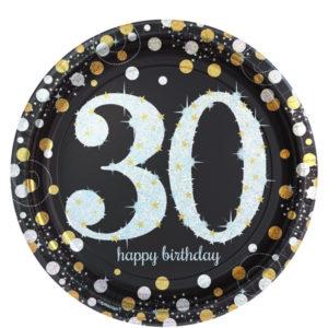 30-vuotis-lautaset