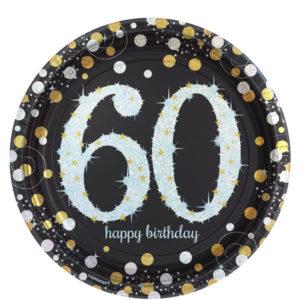 60-vuotis-lautaset