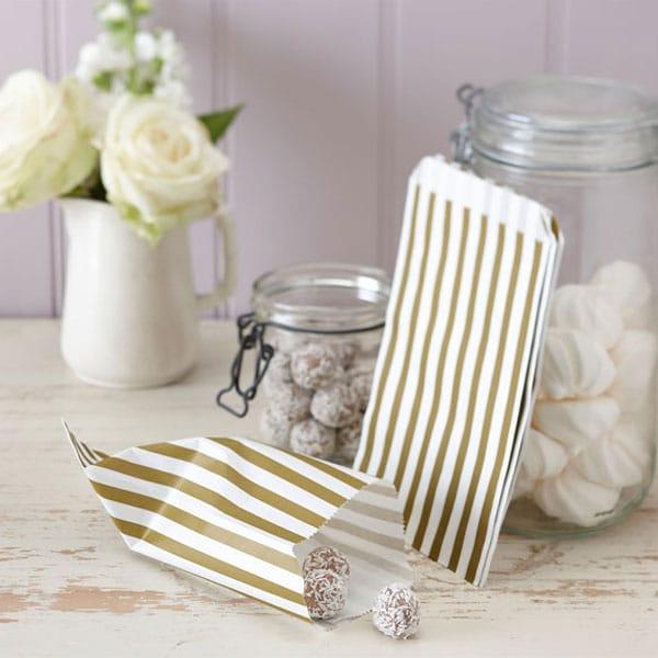 kultaraidalliset-paperipussi