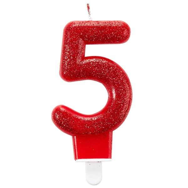 5-vuotiskynttila-glitter