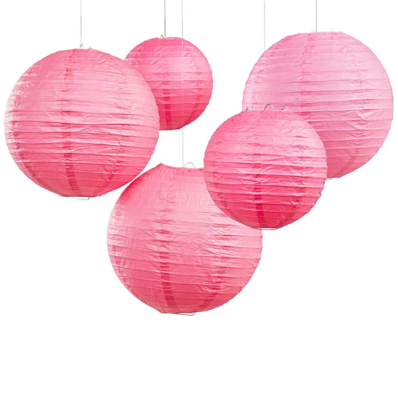 Pinkit paperilyhdyt