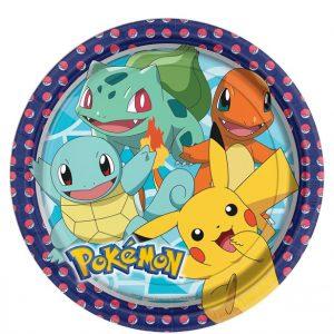 Pokemon isot lautaset 3