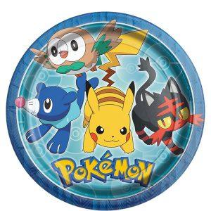 Pokemon lautaset 2