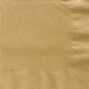Kultaiset isot lautasliinat