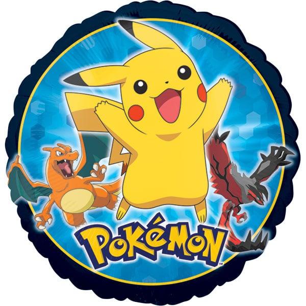 Pokemon foliopallo