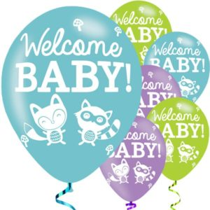 welcome baby ilmapallot