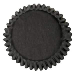 Mustat muffinivuoat