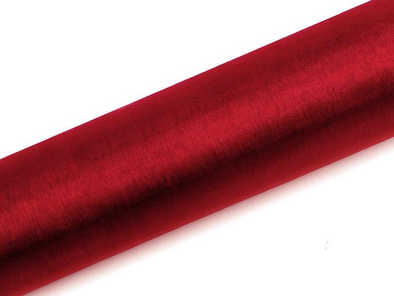 Organza punainen