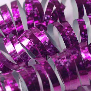 Pinkki yksipuolinen holografiserpentiini