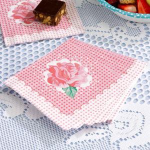 Ruusu lautasliinat