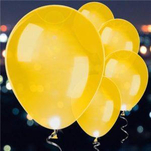 Led ilmapallot kulta