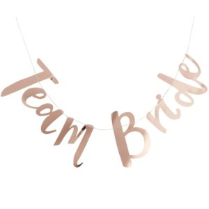 Team Bride koristenauha