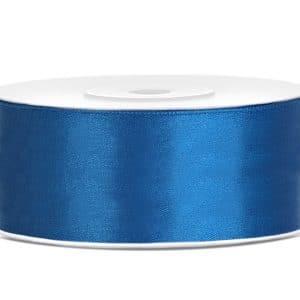 Satiininauha sininen