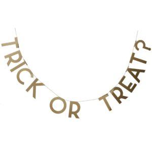 Trick or treat viirinauha