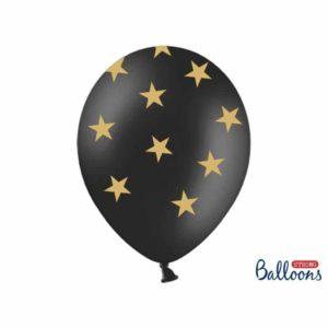 Mustat tähtipallot