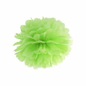 Pompom vaaleanvihreä 35