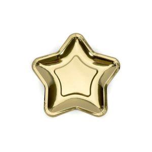 Tähtilautaset kulta