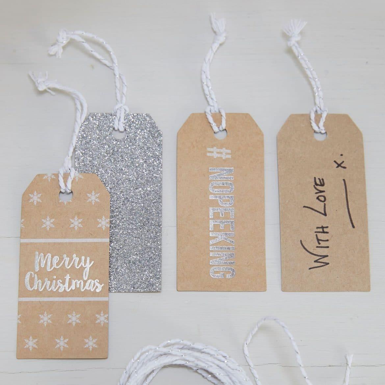 Joulun pakettikortit