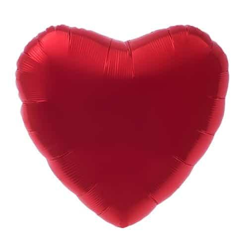 Foliopallot - sydän
