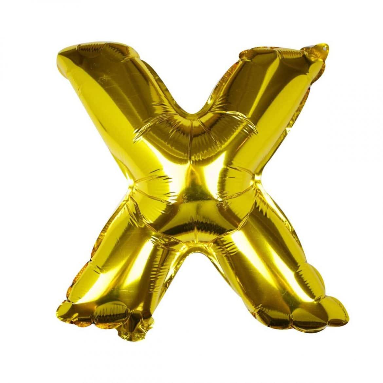 Ilmatäytteinen kulta X