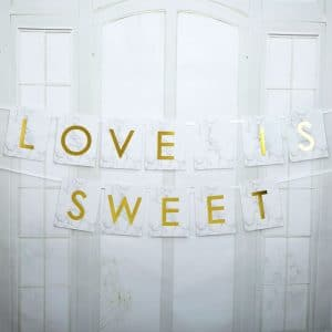 Love is sweet viirinauha