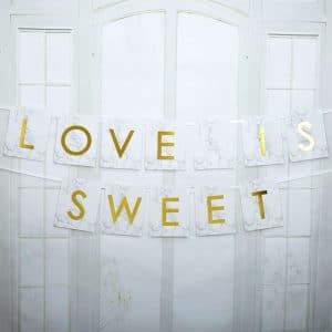 Love is sweet viirinauha
