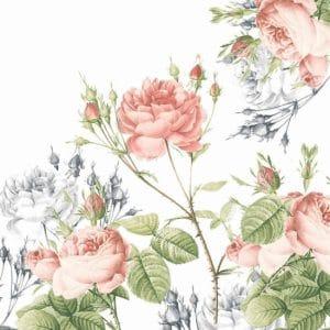 Ruusutarha kahviservetit