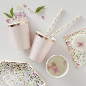 Ditsy Floral pahvimukit