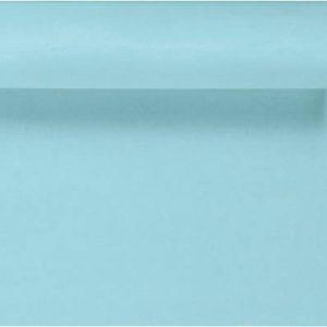 Haalea turkoosi paperikaitaliina