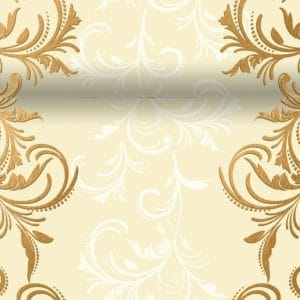 Paperikaitaliina Grace Cream
