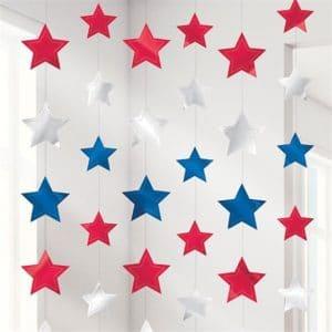 Amerikan tähtikoristenauhat