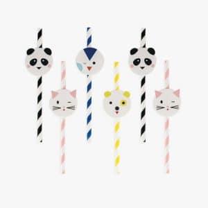 Panda ja kamut paperipillit