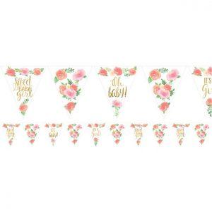 Floral Baby Girl viirinauha