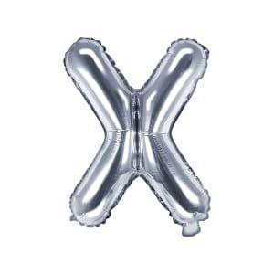 Ilmatäytteinen foliopallo X
