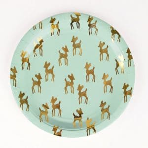 Bambi lautaset