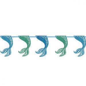 Merenneidon pyrstö viirinauha