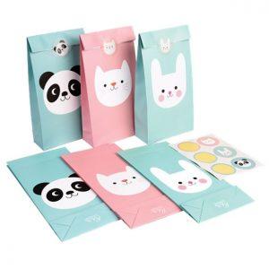 Panda paperipussit