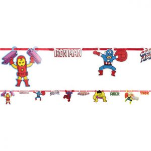 Marvel Avengers koristenauha
