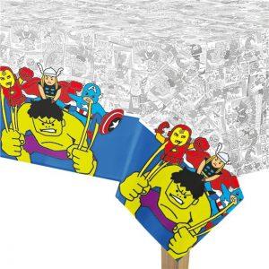 Marvel Avengers pöytäliina