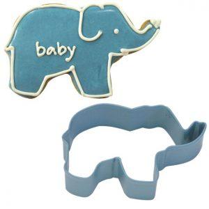 Piparimuotti elefantti