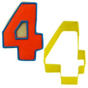 Piparimuotti numero 4