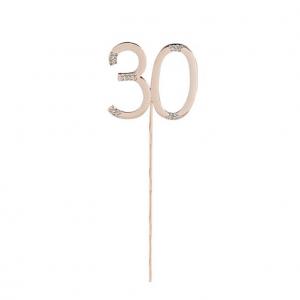 30 v kakkukoriste ruusukulta