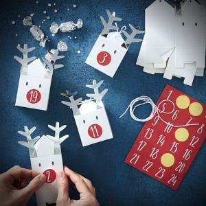 DIY Joulukalenteri - Porot