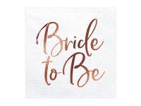 Bride to be lautasliinat