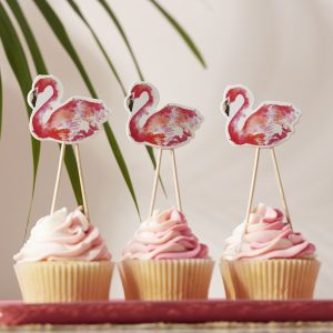 Flamingo herkkutikut