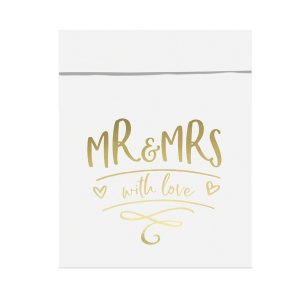 Mr & Mrs paperipussit